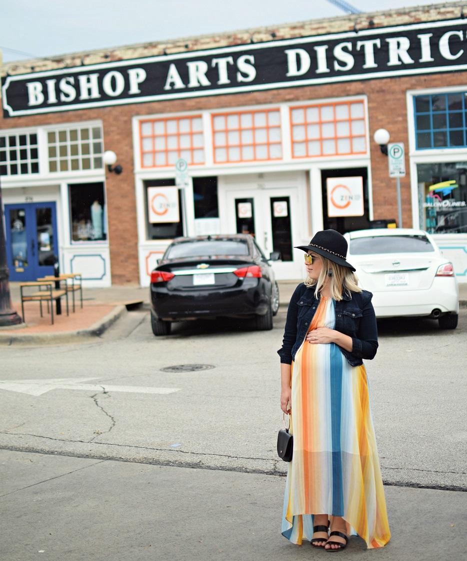 bishop arts outing